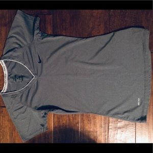 Nike Fitted Dri-Fit Shirt